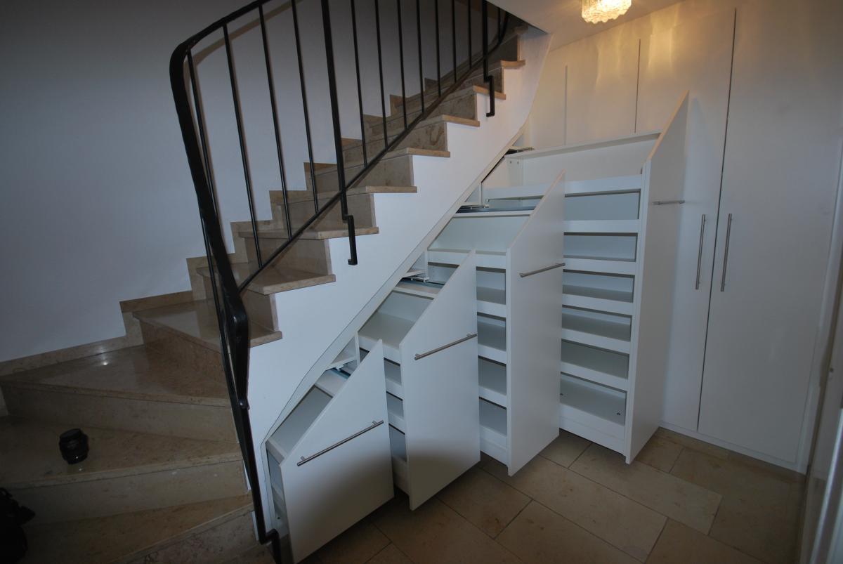 Regal Unter Treppe Selber Bauen Caseconrad Com