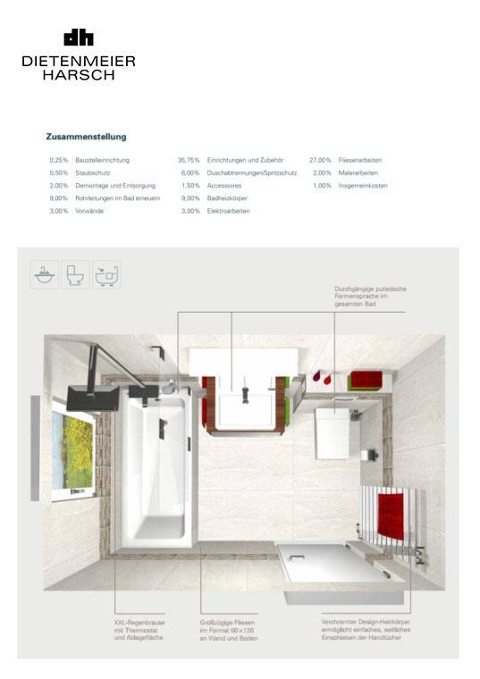 Designbader Referenzgalerien Dietenmeier Harsch