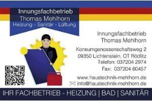 Innungsfachbetrieb Thomas Mehlhorn