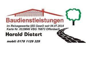 Harald Dietert - Baudienstleistungen
