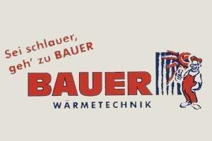 Bauer Wärmetechnik Heizung-Sanitär