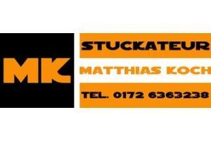 MK-Stuckateur Matthias Koch