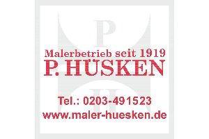 Hüsken Malerbetrieb seit 1919